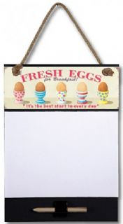 Scribble Note Pad - Eggs